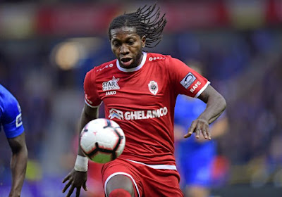 Le conseiller sportif de l'Antwerp a réagi aux propos de Mbokani
