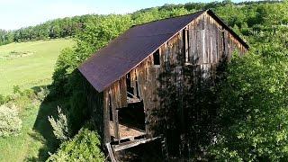 The Perilous Bank Barn