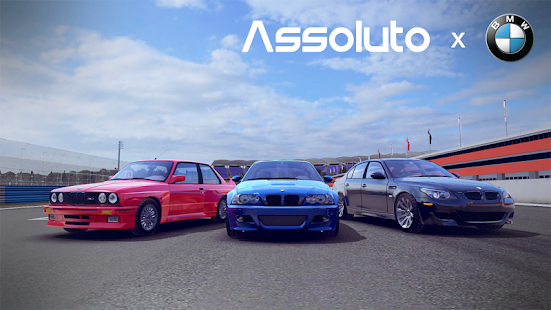 Assoluto Racing: miniatura da captura de tela