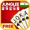 Junglee Rummy : Play Indian Rummy Card Game Online icon