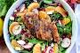 Citrus & Feta Salad, Homemade Honey-lime Dressing Recipe