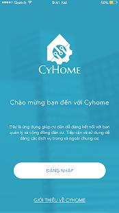 CyHome - náhled