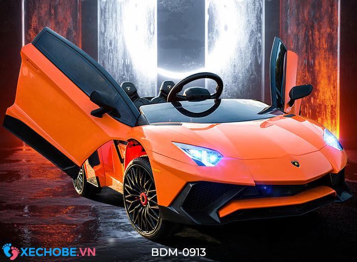Xe ô tô điện trẻ em BDM-0913 13