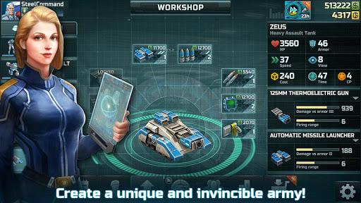 Art of War 3: PvP RTS modern warfare strategy game  screenshots 18