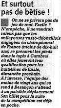 Photo: 20-02-97 Dernière chance pour les juniors F -18 à Cambrai