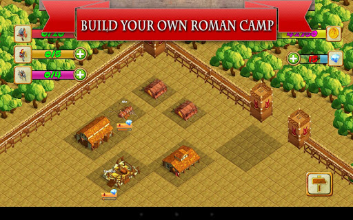 ROMAN LEGION STRATEGY BATTLE