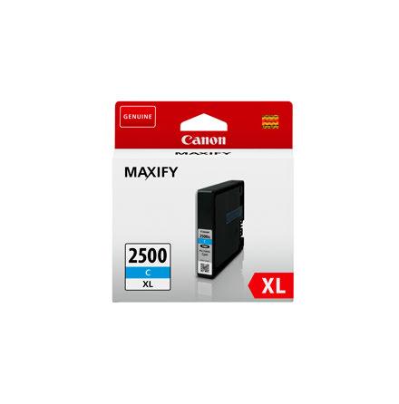 Bläck Canon 2500XL 9265B001 Cy