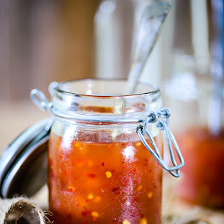 Thai Sweet Chilli Sauce.