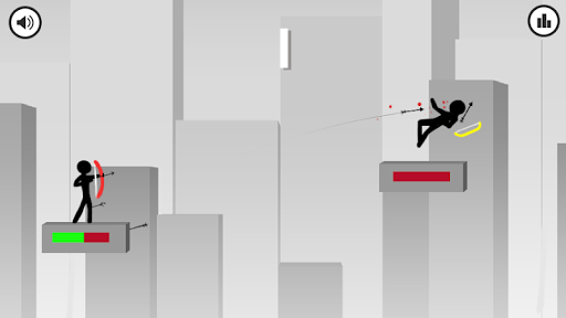 Stickman Archer: Bow and Row 1.0.0 screenshots 1
