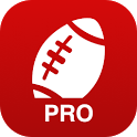 Football NFL Live Scores & Schedule: PRO Edition icon