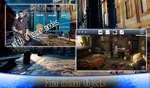 Hidden Object The Messenger