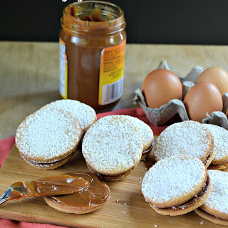 Mini Alfajor Cookies #CreativeCookieExchange