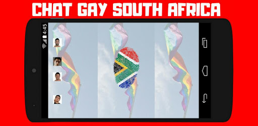 Gay chat line south africa