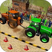 Tractor Pull Transporter 3D