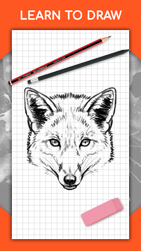 How to draw animals step by step, drawing lessons 1.3 Screenshots 1