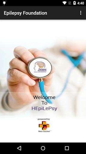 Epilepsy Foundation App