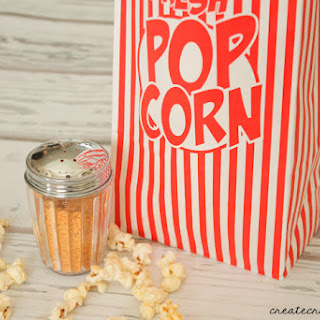 Homemade Popcorn Seasoning.
