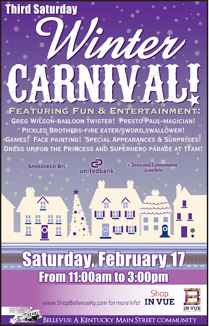 4th Annual Winter Carnival Poster