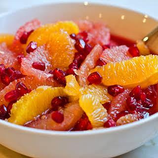 Winter Fruit Desserts Recipes.