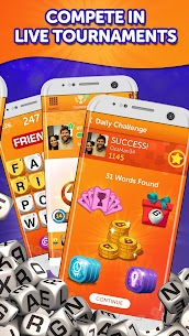 Boggle With Friends: Word Game MOD APK 16.02 [Free Boost] 5
