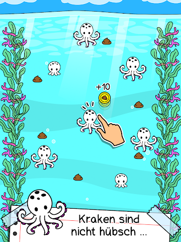 android Octopus Evolution - ???? Clicker Screenshot 8