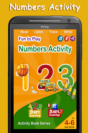 Numbers 123 Activity Book Lite 186 Screenshot 2033016