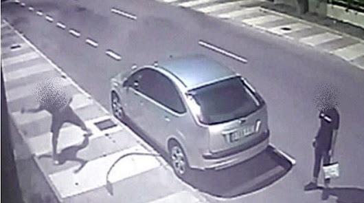 Detienen a un menor en Aguadulce por robar en una decena de vehículos