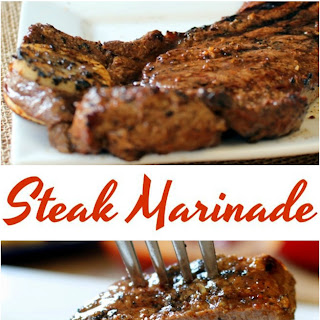 The Only Steak Marinade You Will Ever Need Recipe