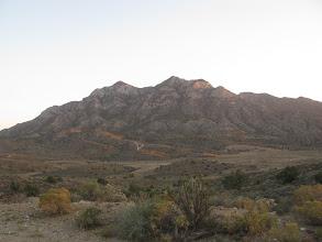 Photo: Clark Mountain