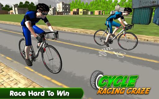 Bicycle Racing Pro Craze
