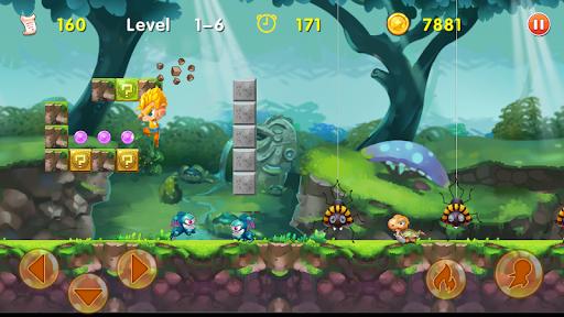 Super Dragon Boy - Classic platform Adventures 1.1.6.102 screenshots 1