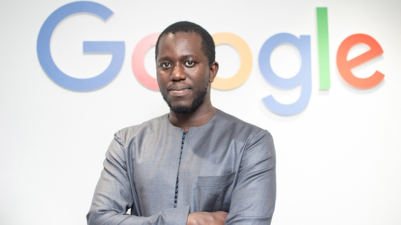 Moustapha Cisse, staff research scientist and lead of Google AI Centre in Accra.