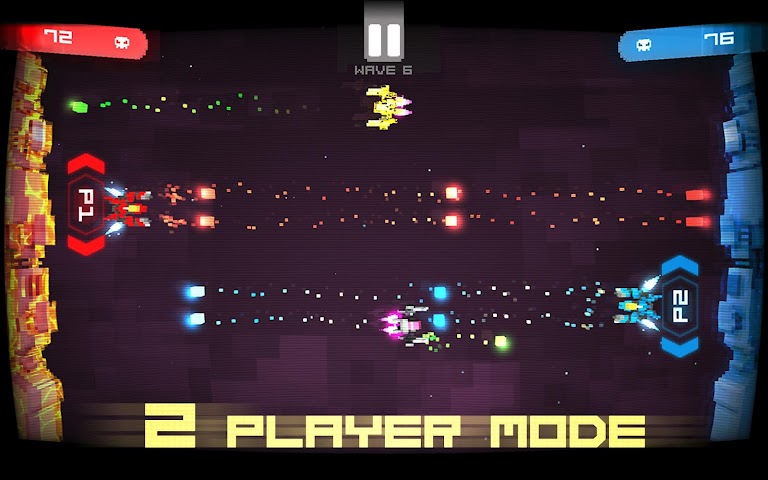 android Twin Shooter - Invaders Screenshot 0