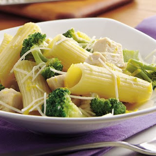 Lemon-Chicken Rigatoni with Broccoli Recipe