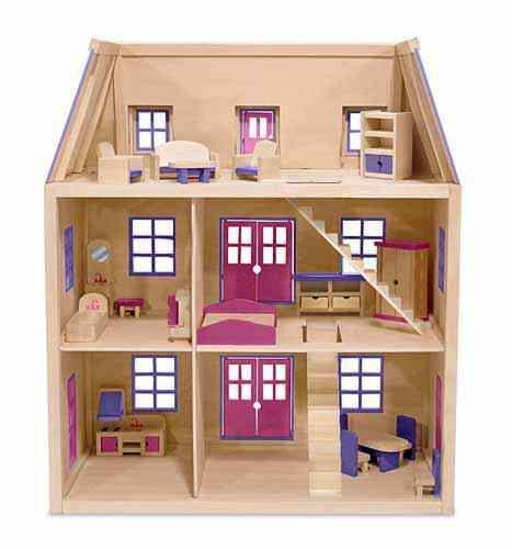 娃娃屋設計理念