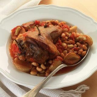 Lamb Pot Roast.