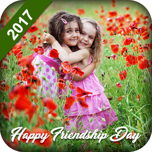 Happy Friendship Day Wallpaper 2017
