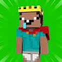New NOOB Skins MCPE Mega Pack icon