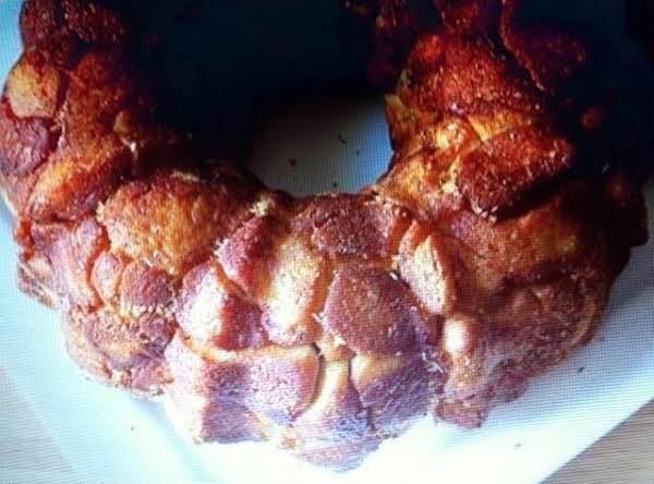 Cheesy Monkey Bread Recipe