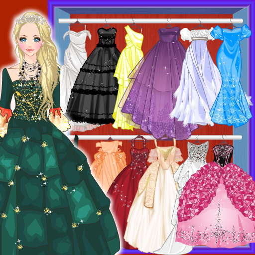 Doll Princess Prom Dress Up - Google Playstore Revenue & Download ...