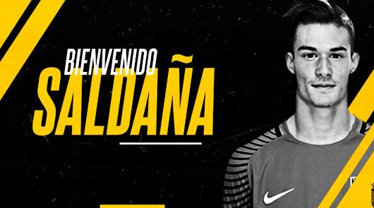 El meta Saldaña jugará en Badajoz cedido del Atléti