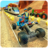 Subway ATV Quad Bike Simulator:Quad Bike Racing 3D