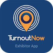 Exhibitor App - TurnoutNow