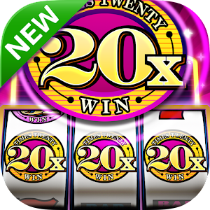MEGA WINS!!!! 60+ MACHINES IN THE BEST CLASSIC JACKPOT VEGAS THEMED CASINO GAME! APK Icon