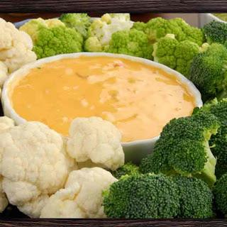 Creamy Parmesan-Broccoli Dip