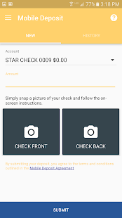 WestStar CU Mobile Banking- screenshot thumbnail