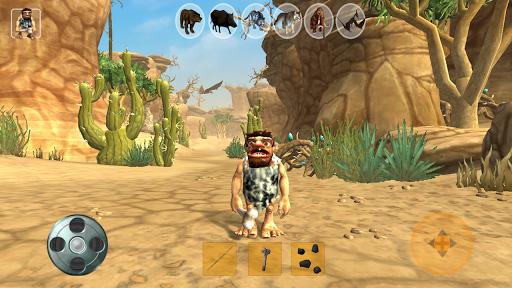 Caveman Hunter скачать на планшет Андроид