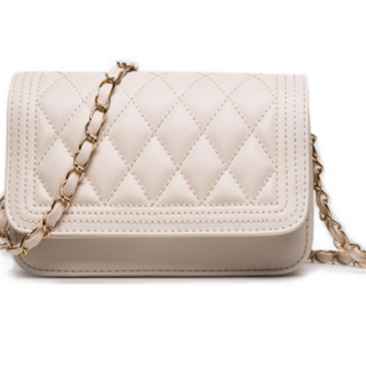 Candy Wonder Handbag/Casual Outfit/Shoulder Bag/Sling Bag-TL0026-CREAM by DOUBLE LH SUPPLY