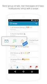 addappt: up-to-date contacts Screenshot 5