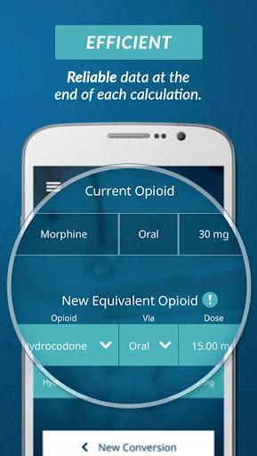 PainFocusu2122 Opioid Calculator 1.6.0 screenshots 3